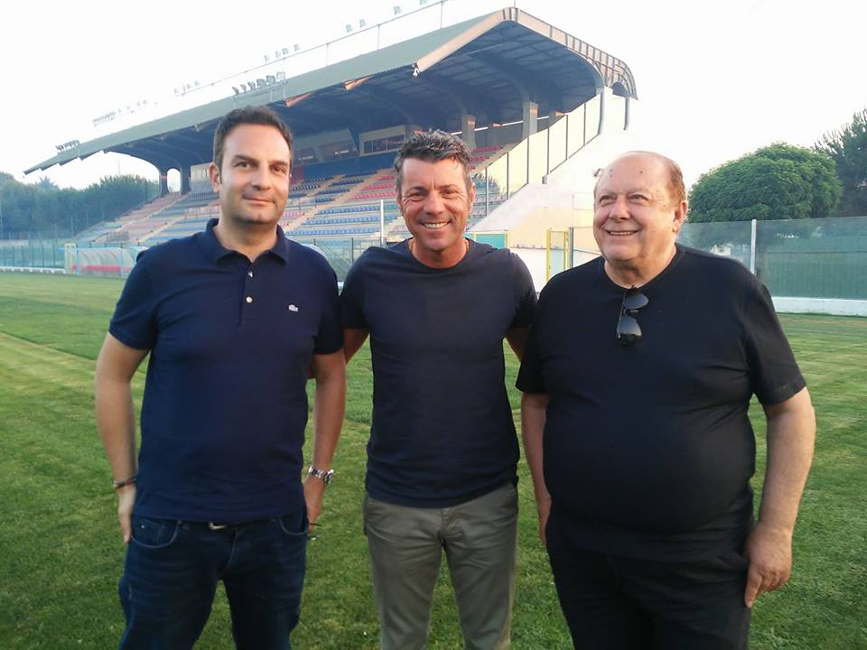 La Vibonese riparte da Salvatore Campilongo immagine 3885 US Vibonese Calcio