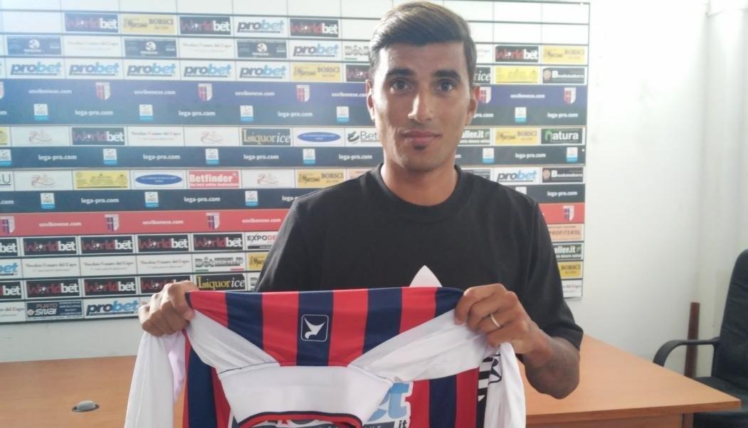 Franco Dalt è di nuovo un calciatore della Vibonese immagine 3894 US Vibonese Calcio