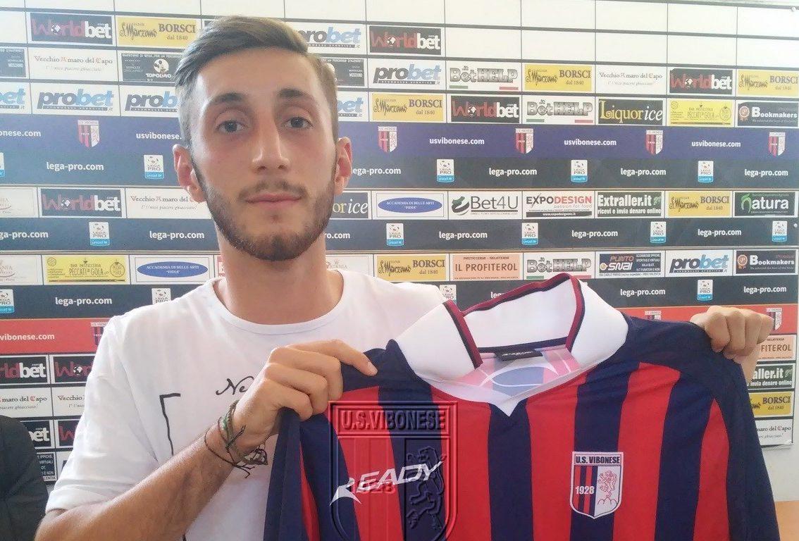 Davide Frezzi è un calciatore della Vibonese immagine 4115 US Vibonese Calcio