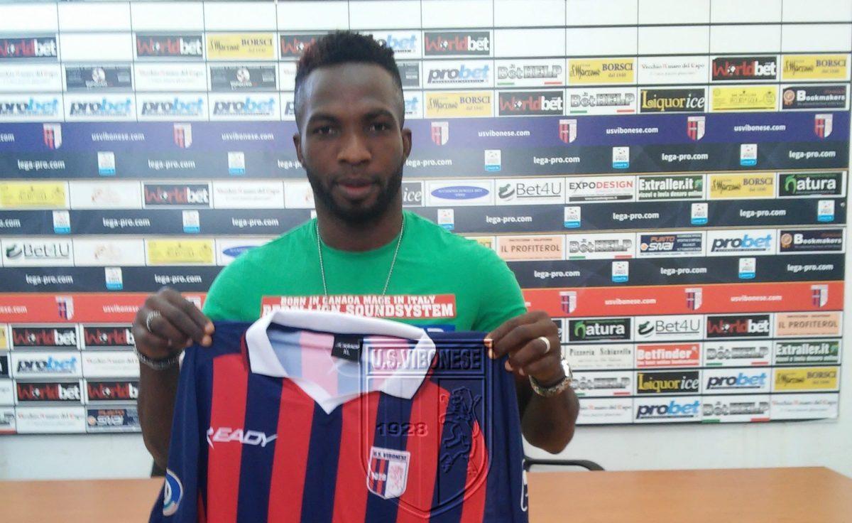 Ufficiale anche l'arrivo di Kenneth Obodo immagine 4121 US Vibonese Calcio