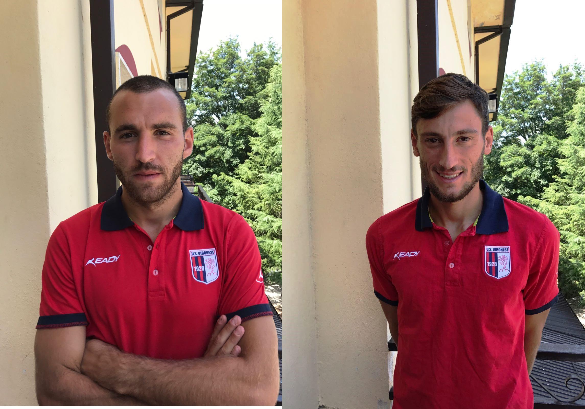 Ancora due acquisti per la Vibonese: firmano Franchino e Vacca immagine 4038 US Vibonese Calcio