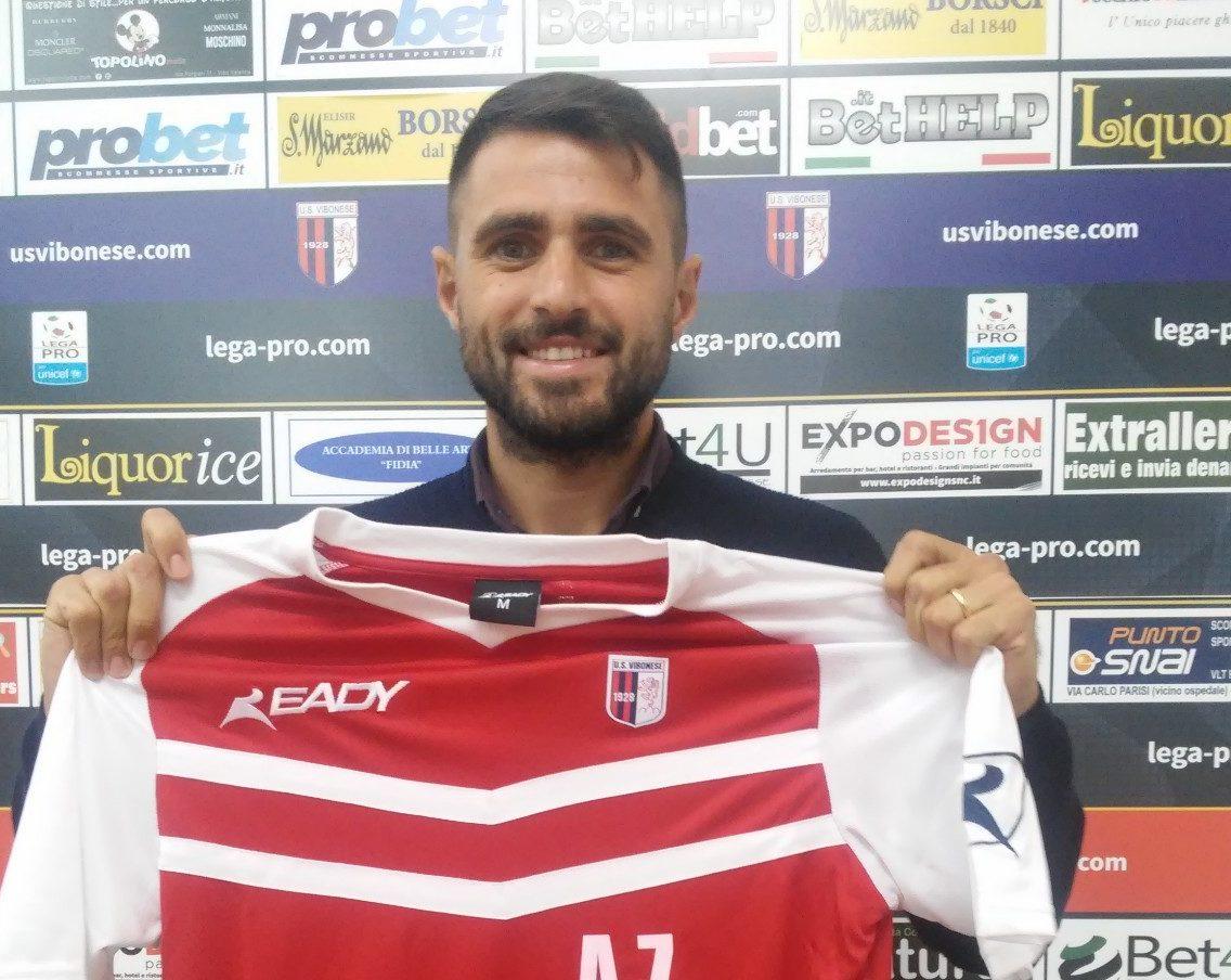 Errico Altobello firma per la Vibonese immagine 5542 US Vibonese Calcio
