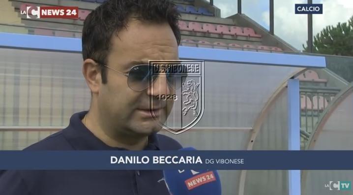 Beccaria non ci sta e preannuncia battaglia immagine 4516 US Vibonese Calcio