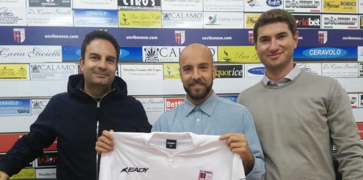 Fabio Tito sposa il progetto della Vibonese immagine 5595 US Vibonese Calcio