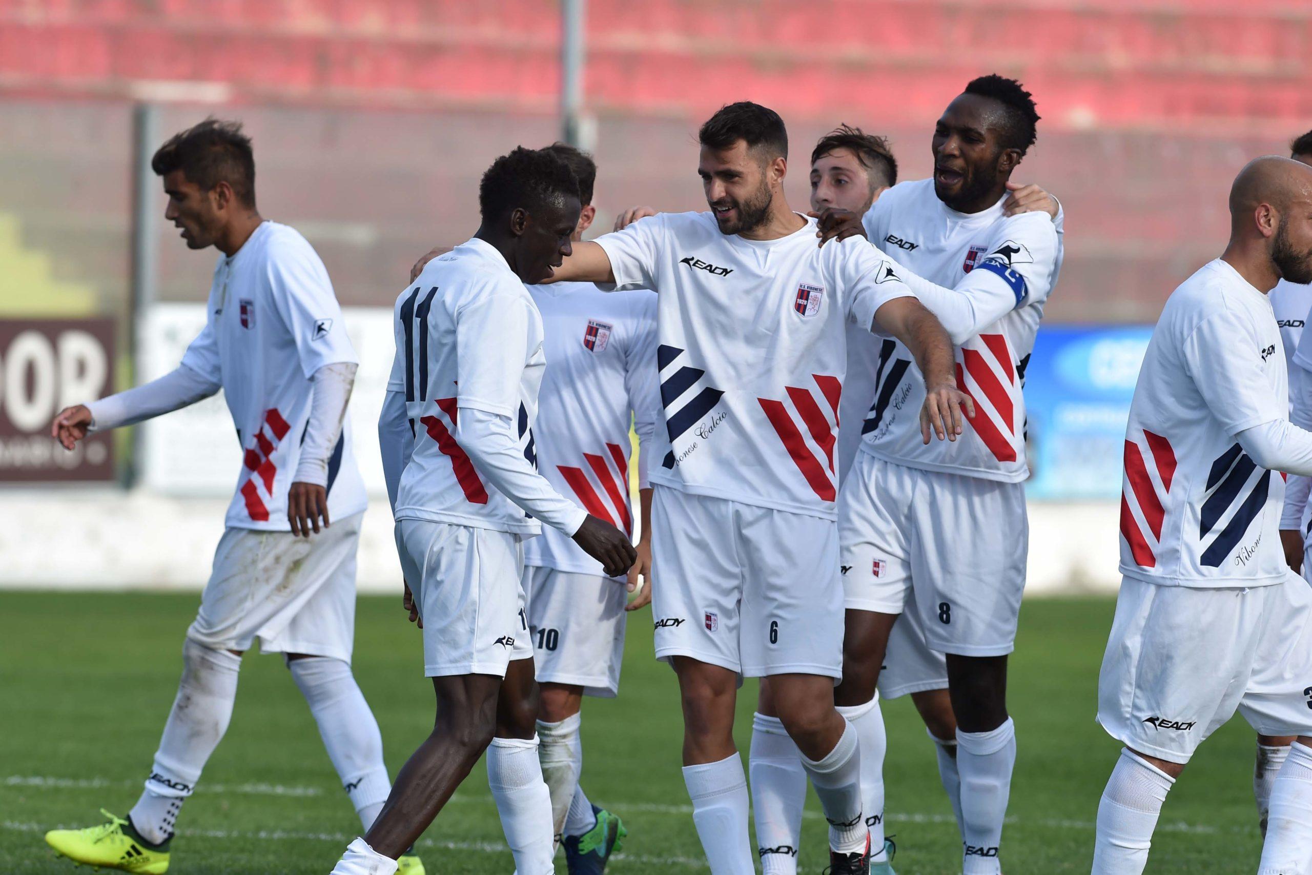 Vibonese - Paceco 5-0: Le foto immagine 5955 US Vibonese Calcio