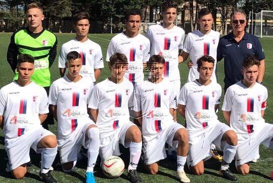 Allievi: Marca - Vibonese 1-3 immagine 5728 US Vibonese Calcio