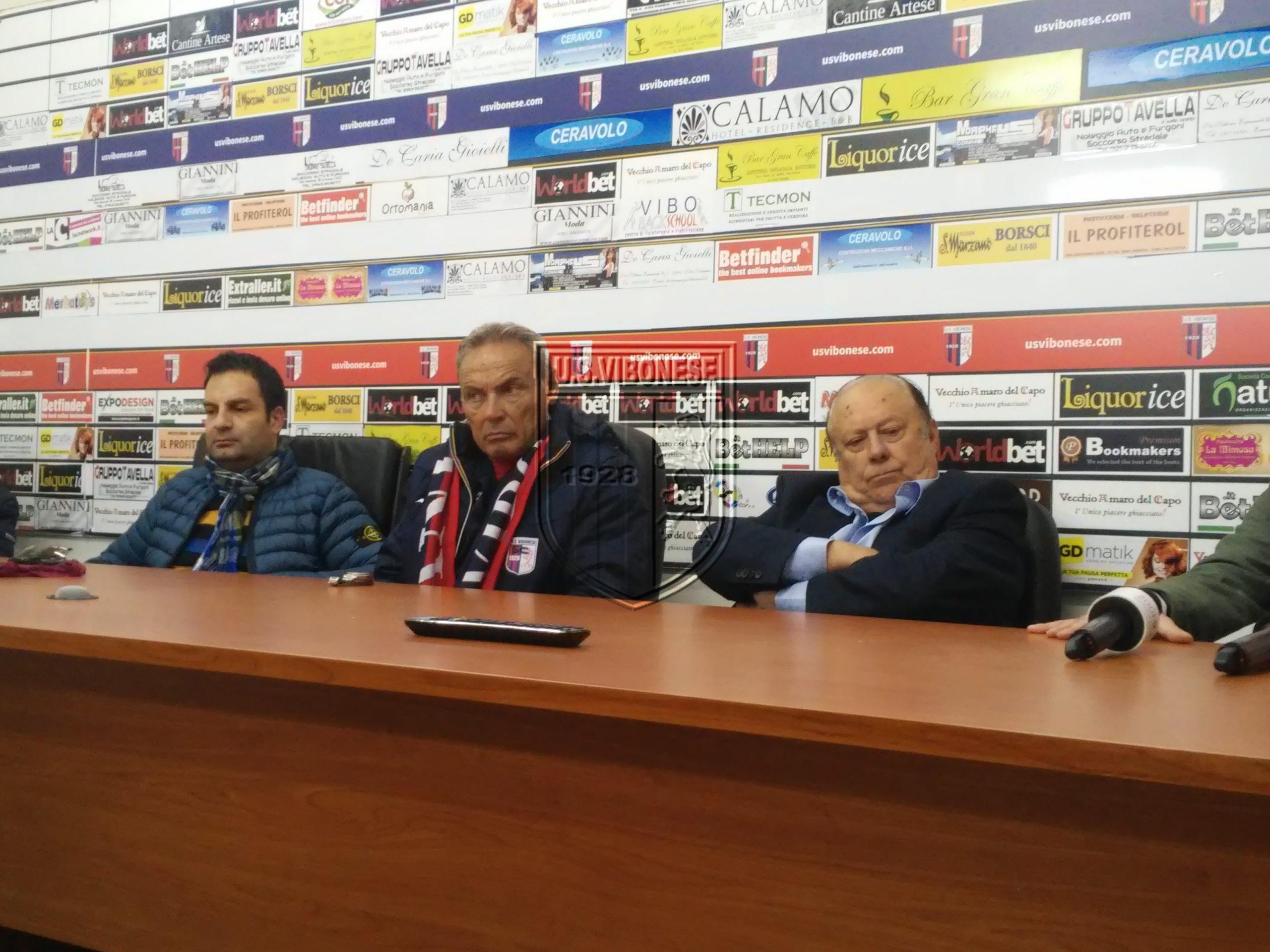 Presentato il nuovo allenatore Nevio Orlandi immagine 6144 US Vibonese Calcio