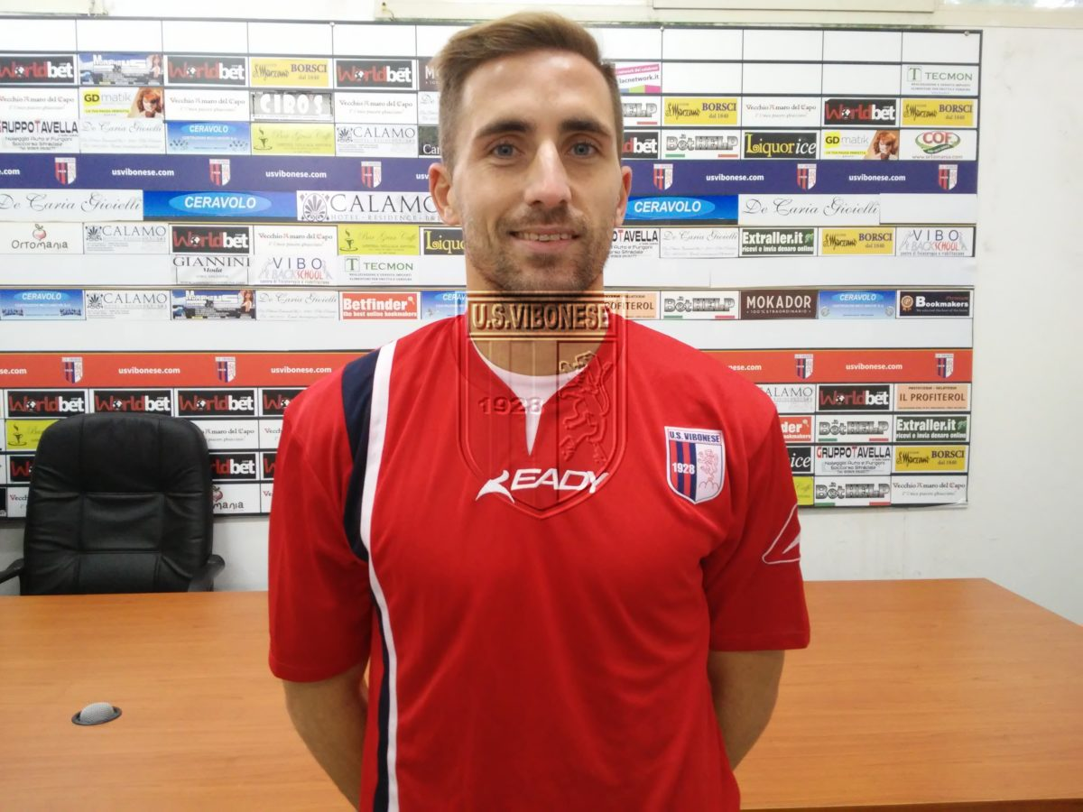 Santiago Matias Dorato è della Vibonese immagine 6969 US Vibonese Calcio