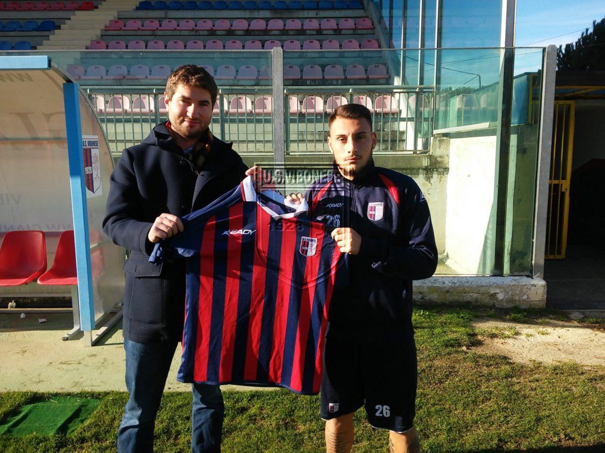 Pietro Ciotti è della Vibonese immagine 6999 US Vibonese Calcio