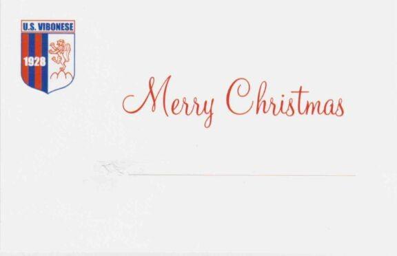 Tanti auguri di Buon Natale immagine 7105 US Vibonese Calcio