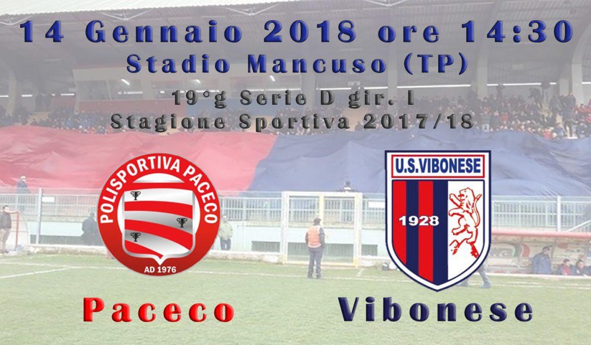 Paceco - Vibonese 0-1 immagine 7155 US Vibonese Calcio