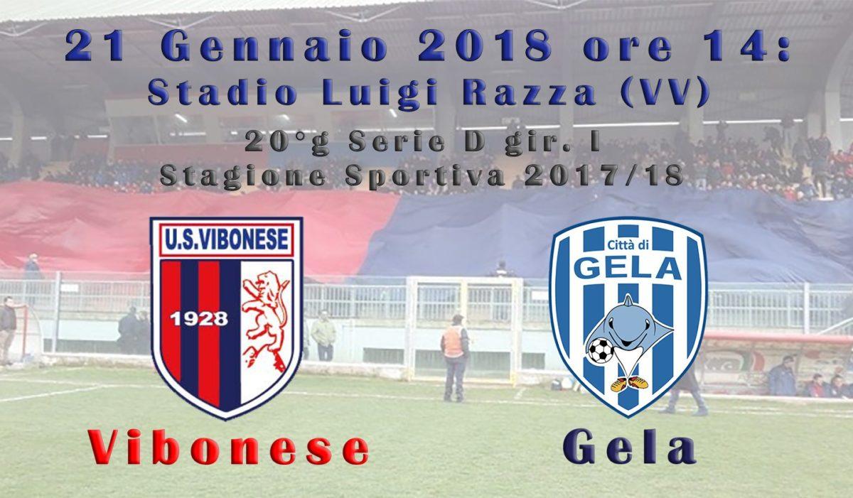 Vibonese - Gela 1-0 immagine 7190 US Vibonese Calcio