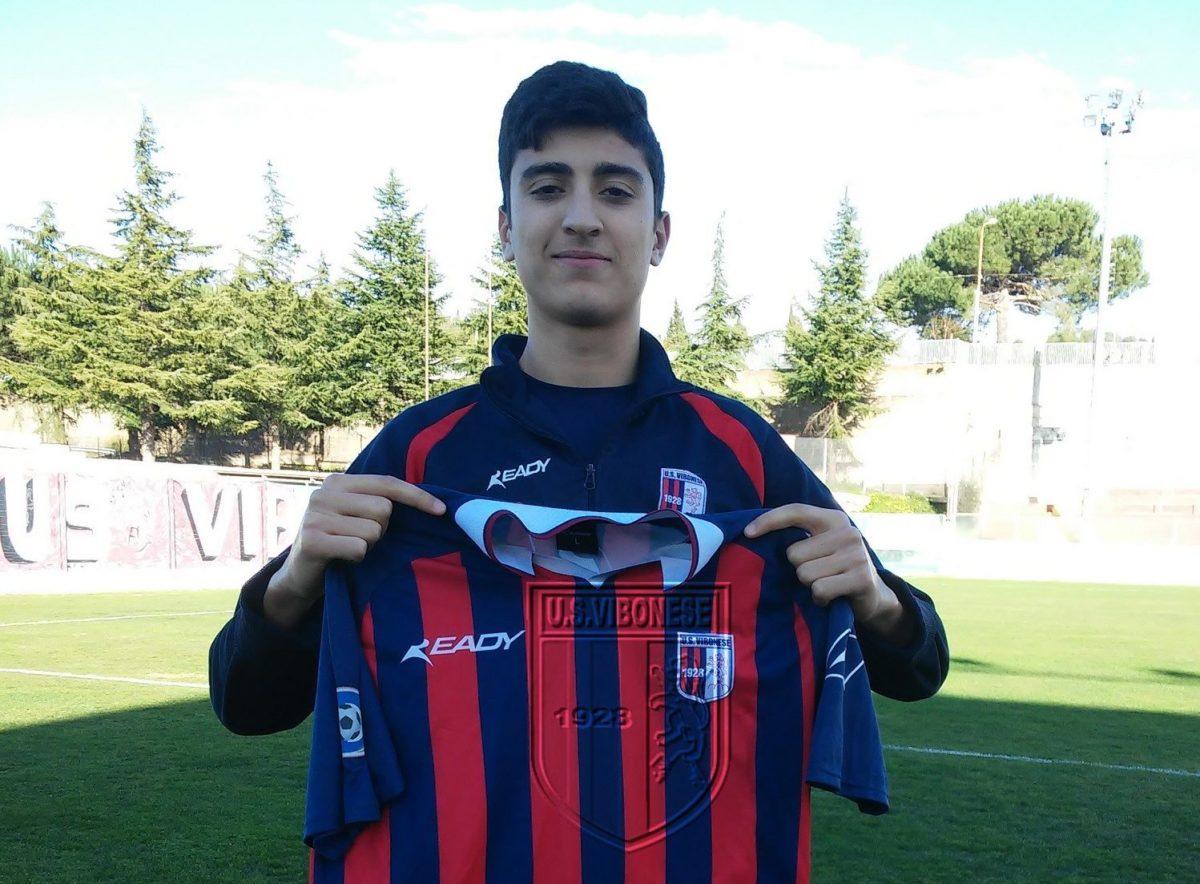 Yesli Rayane è un calciatore della Vibonese immagine 7146 US Vibonese Calcio