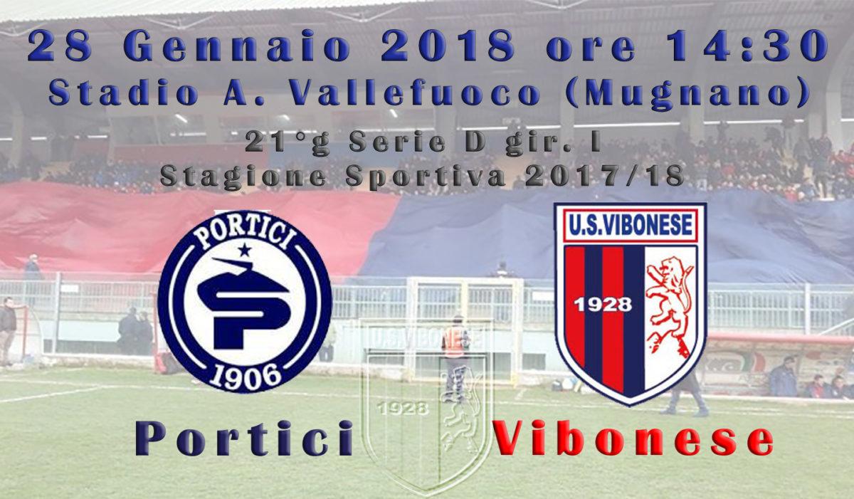 Portici - Vibonese 0-3 immagine 7237 US Vibonese Calcio