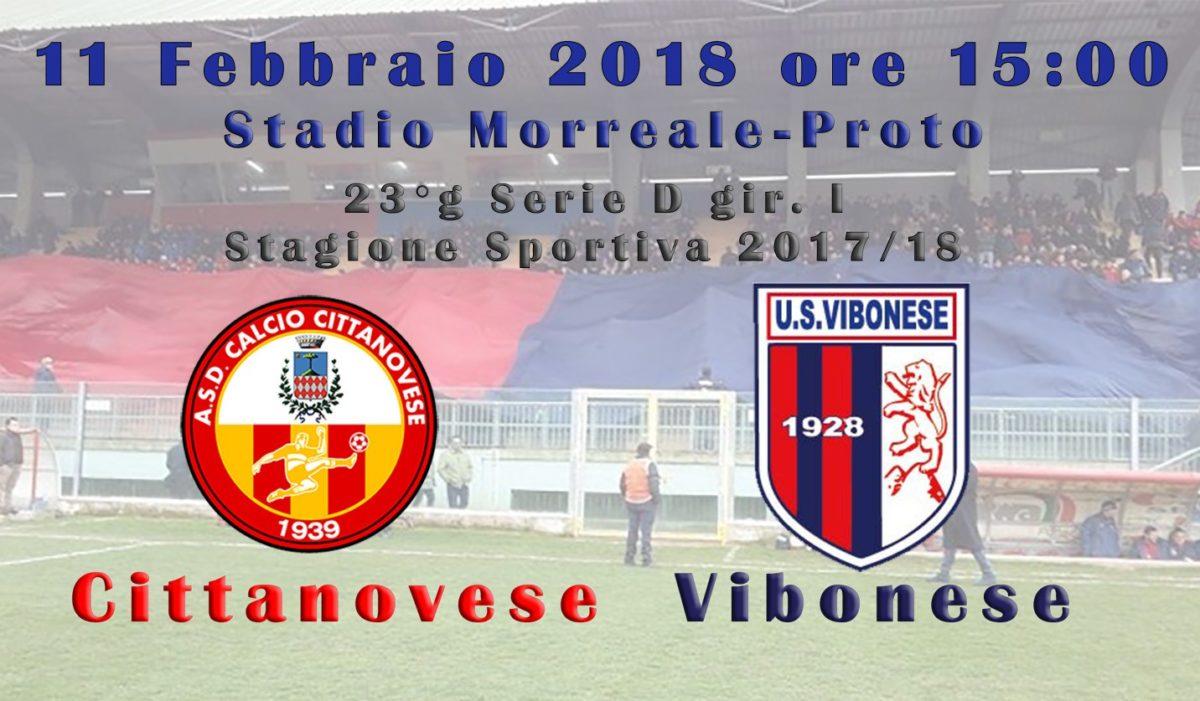 Cittanovese - Vibonese 1-2 immagine 7303 US Vibonese Calcio