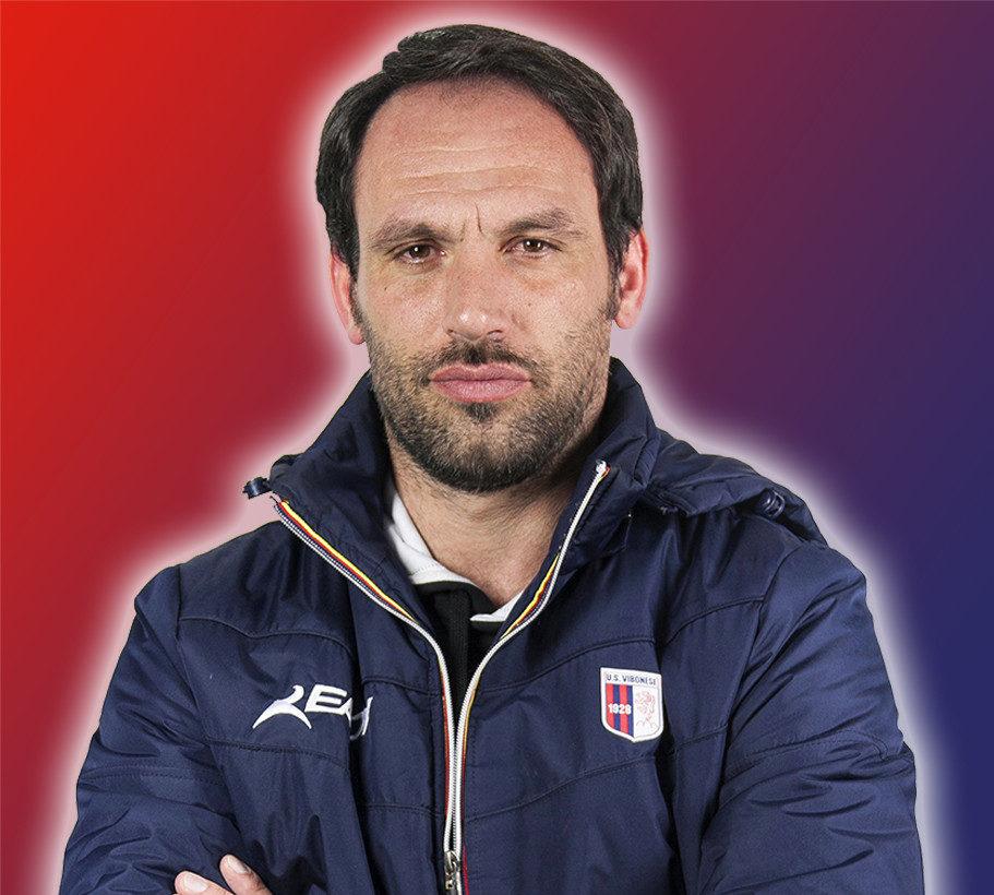 Da Francesco Modesto a Francesco Modesto: lo speciale derby dell'omonimia del vice allenatore rossoblu immagine 7330 US Vibonese Calcio
