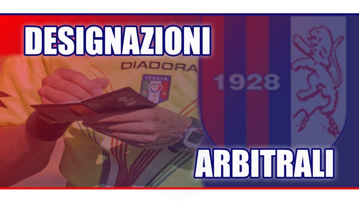 Sancataldese - Vibonese: Designazioni arbitrali immagine 7506 US Vibonese Calcio