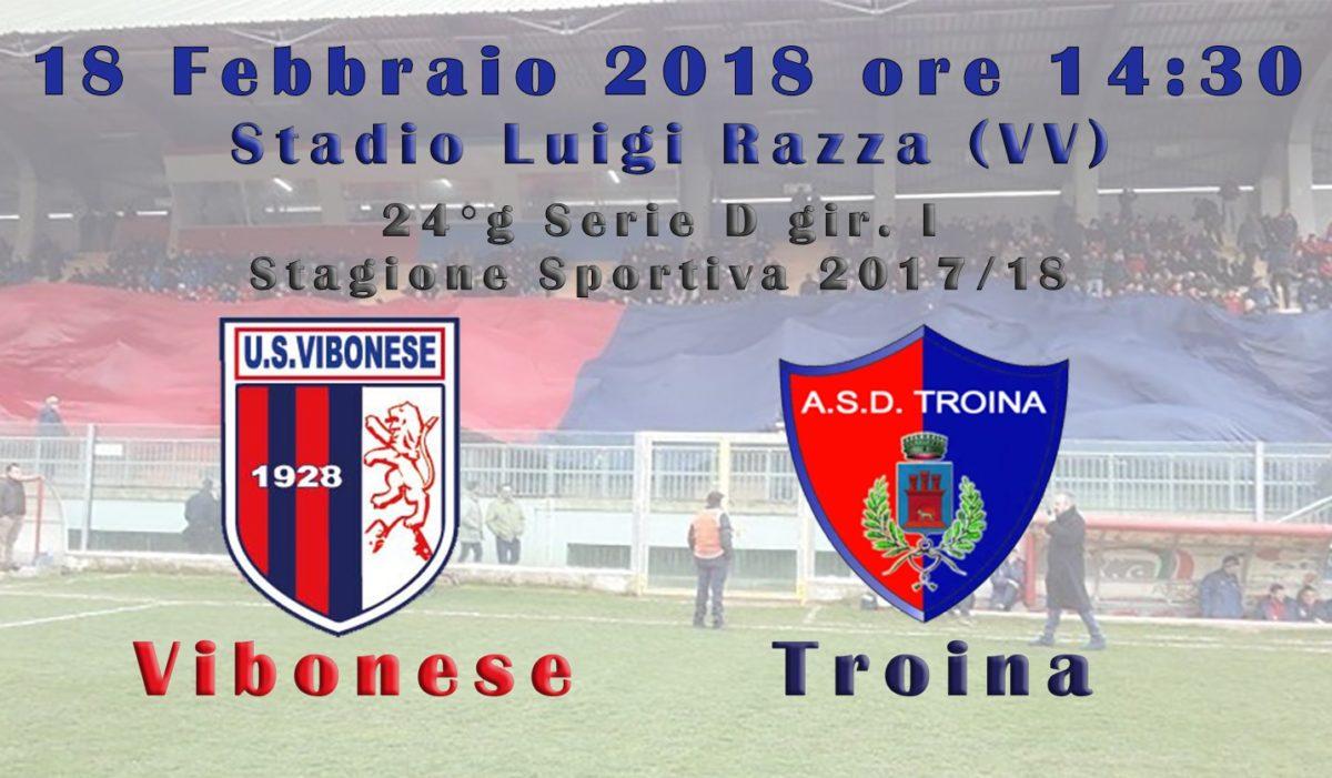 Vibonese - Troina 2-1 immagine 7356 US Vibonese Calcio