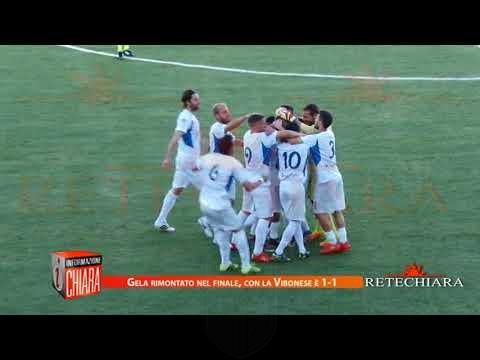 Gela - Vibonese 1-1: Il video della partita immagine 7608 US Vibonese Calcio