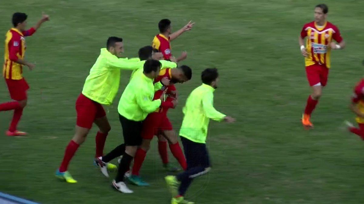 Vibonese - Cittanovese 3-4: Il video della partita immagine 7617 US Vibonese Calcio