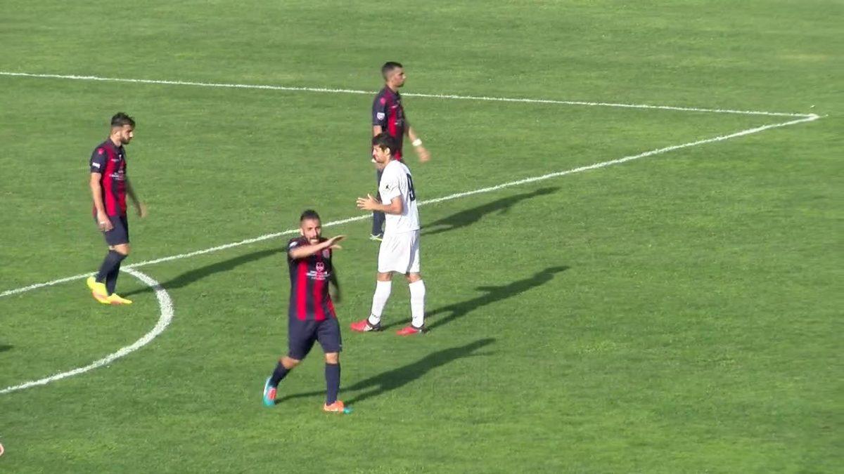 Vibonese - Gelbison 1-1: Il video della partita immagine 7614 US Vibonese Calcio