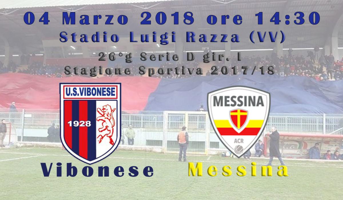 Vibonese - Messina 2-0 immagine 7538 US Vibonese Calcio