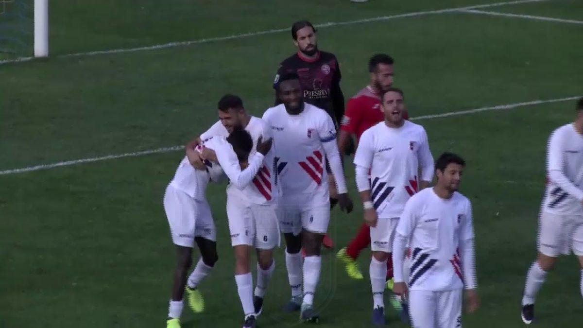 Vibonese - Paceco 5-0: Il video della partita immagine 7613 US Vibonese Calcio