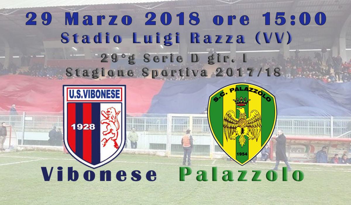 Vibonese - Palazzolo 1-1 immagine 7682 US Vibonese Calcio
