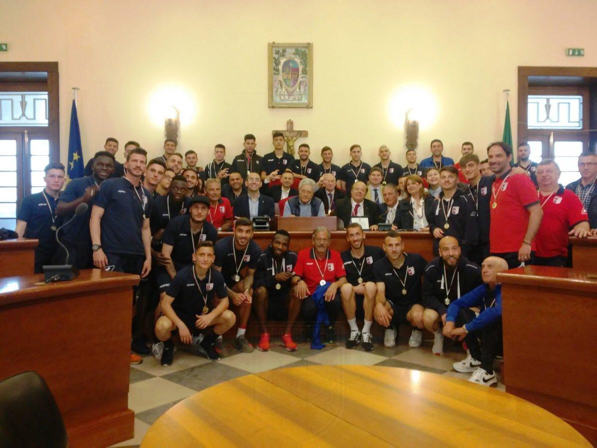 Il sindaco Costa esprime gratitudine alla Vibonese immagine 7980 US Vibonese Calcio
