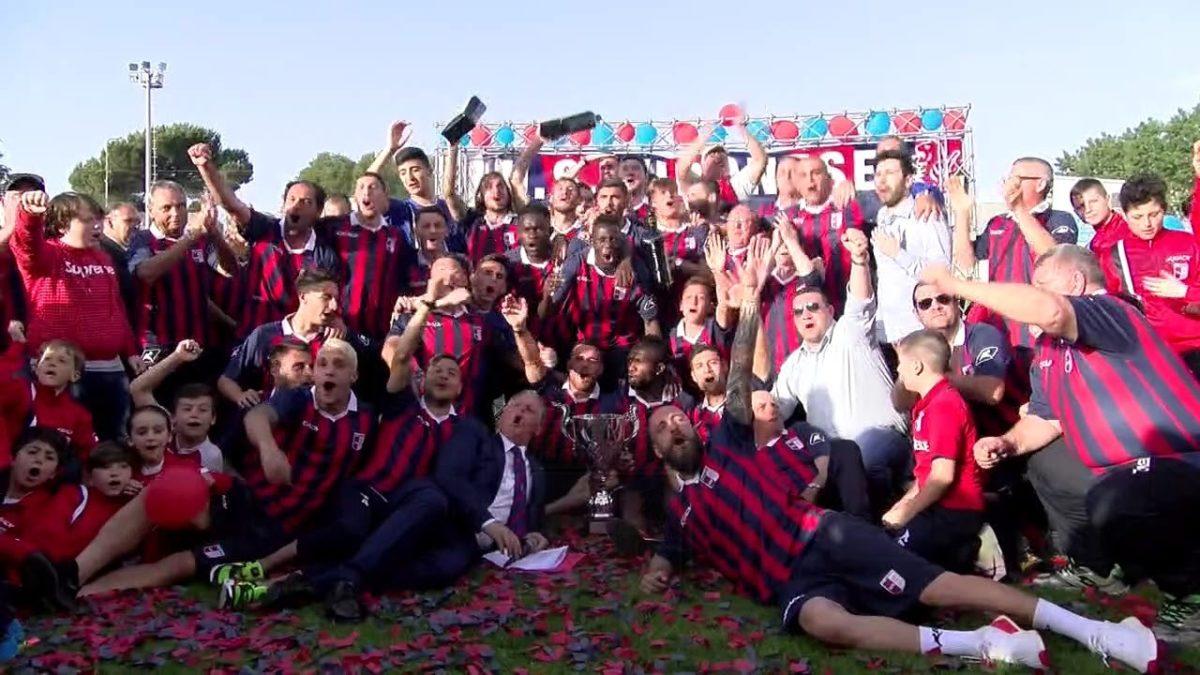 Premiazione Vibonese: Il video immagine 7996 US Vibonese Calcio