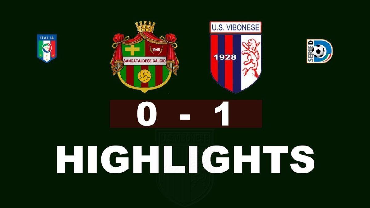 Sancataldese - Vibonese 0-1: Il video della partita immagine 7905 US Vibonese Calcio