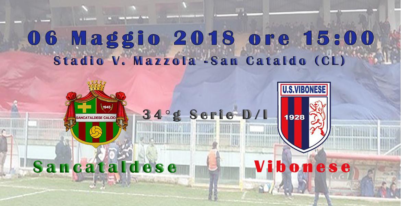 Sancataldese - Vibonese 0-1 immagine 7886 US Vibonese Calcio