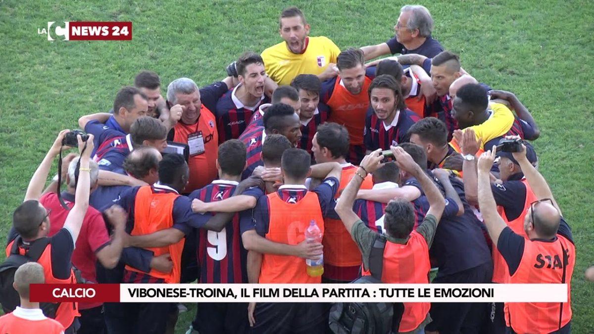 Vibonese – Troina 5-3(d.c.r.): Il video della partita immagine 7949 US Vibonese Calcio
