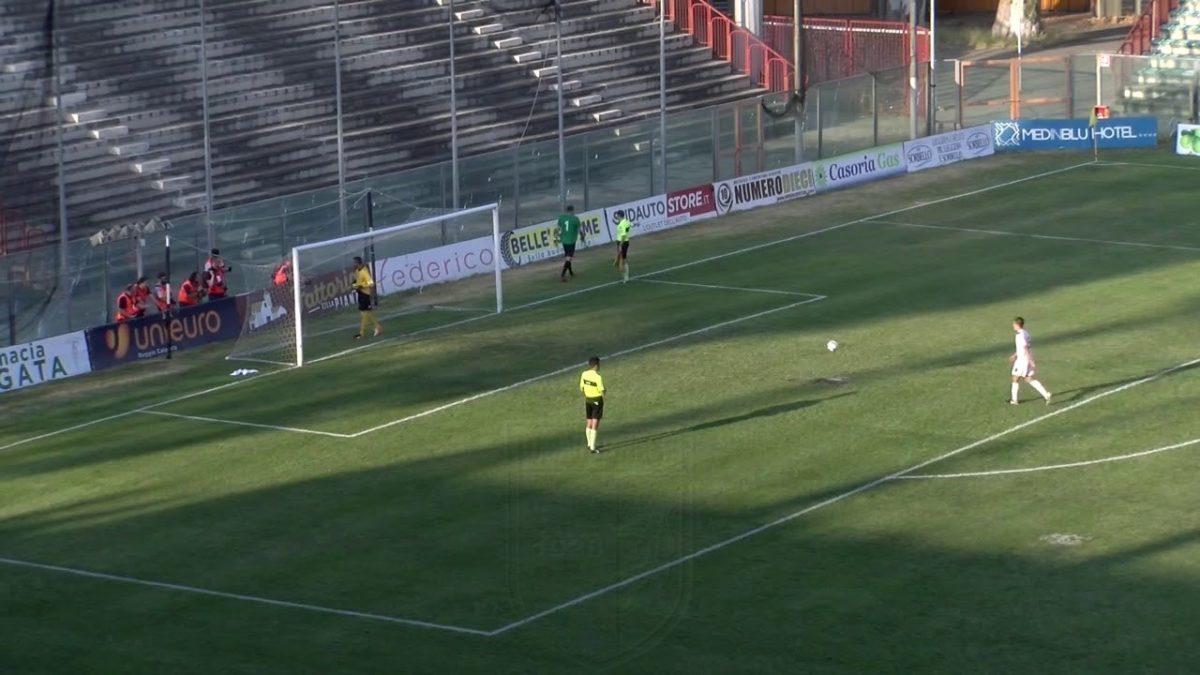 Vibonese - Troina 5-3(d.c.r.): Il video dei rigori immagine 7946 US Vibonese Calcio