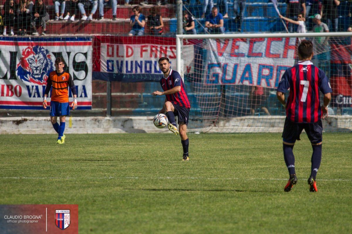 Errico Altobello, stagione sopra le righe immagine 8192 US Vibonese Calcio