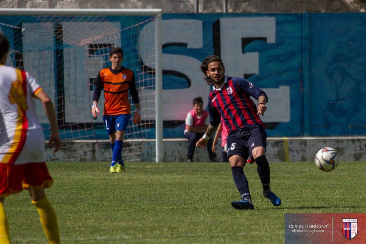 Una stagione sopra le righe per Silvestri immagine 8201 US Vibonese Calcio