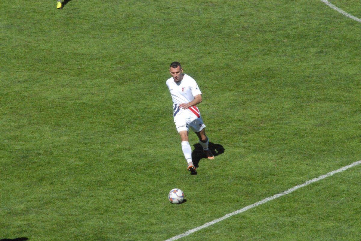 La duttilità e la grinta di Gabriele Franchino immagine 8214 US Vibonese Calcio