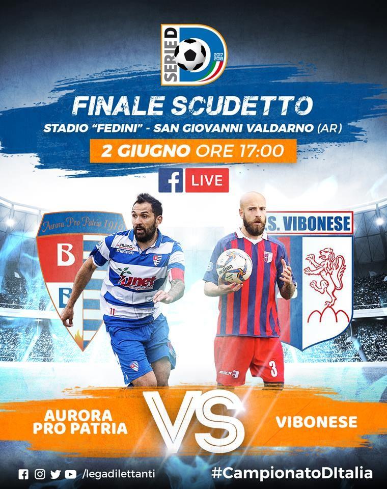 Pro Patria - Vibonese 2-1 immagine 8079 US Vibonese Calcio