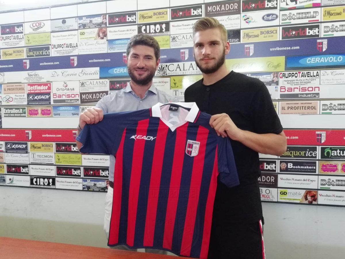 Aniello Viscovo è della Vibonese immagine 8297 US Vibonese Calcio