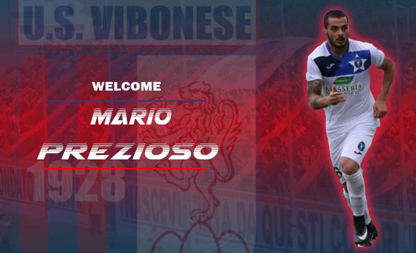 Mario Francesco Prezioso è della Vibonese immagine 8410 US Vibonese Calcio