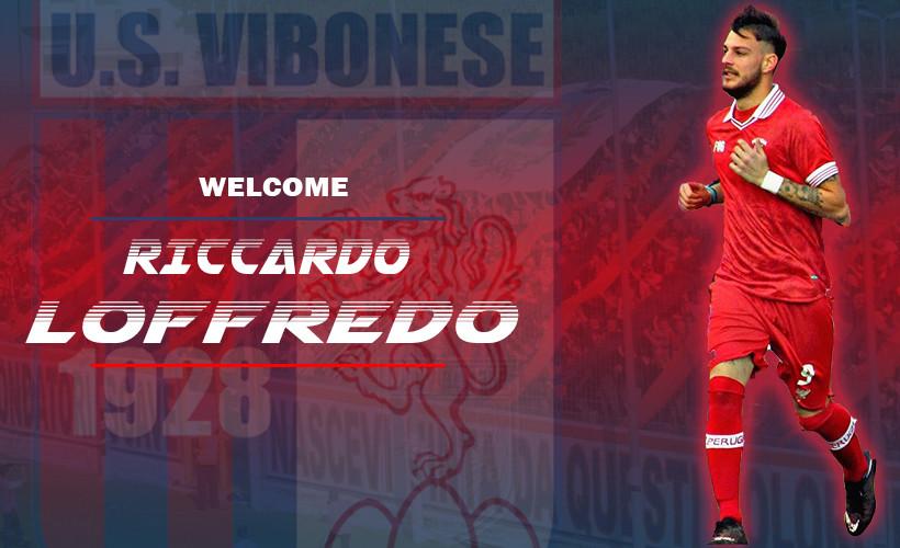 In attacco c'è Riccardo Loffredo immagine 8333 US Vibonese Calcio