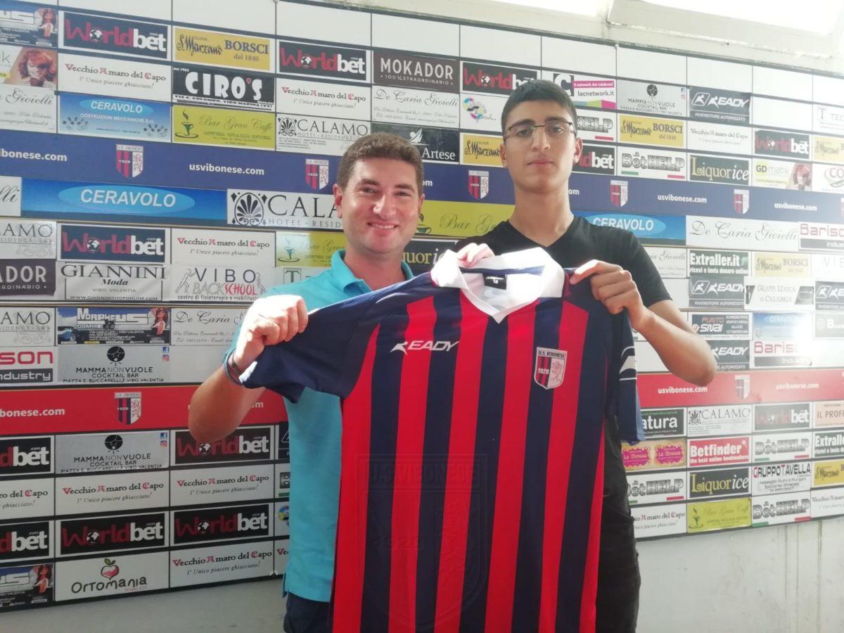 La Vibonese rinnova la fiducia in Yesli Rayane immagine 8338 US Vibonese Calcio