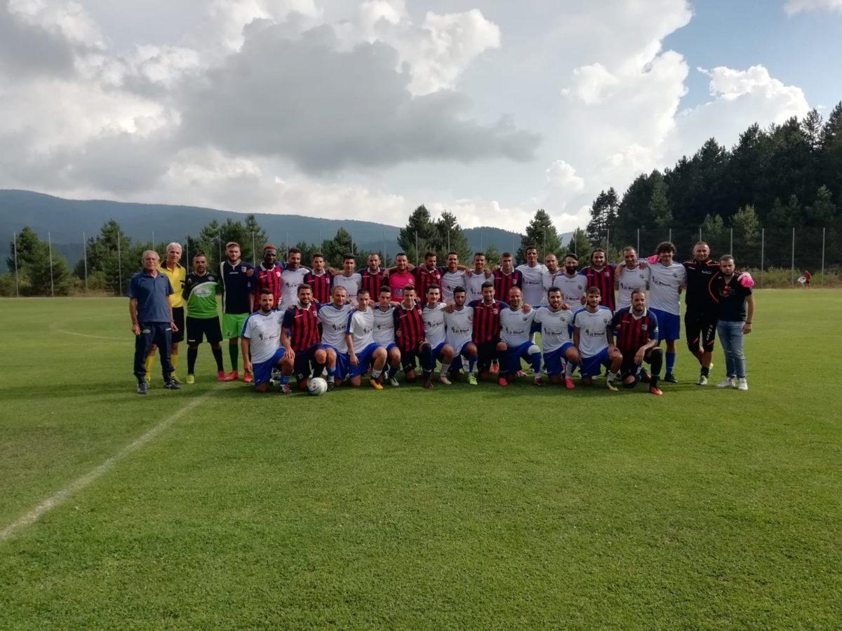 Stelle Azzurre - Vibonese 0-3 immagine 8465 US Vibonese Calcio
