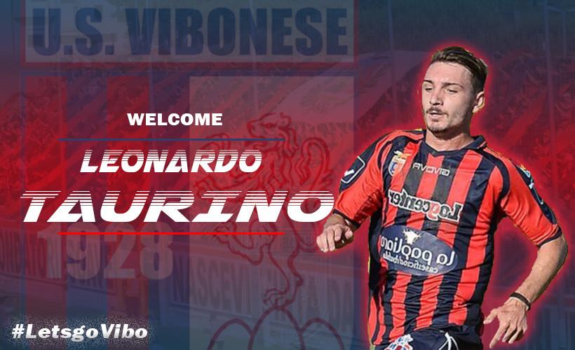 Leonardo Taurino è della Vibonese immagine 8604 US Vibonese Calcio