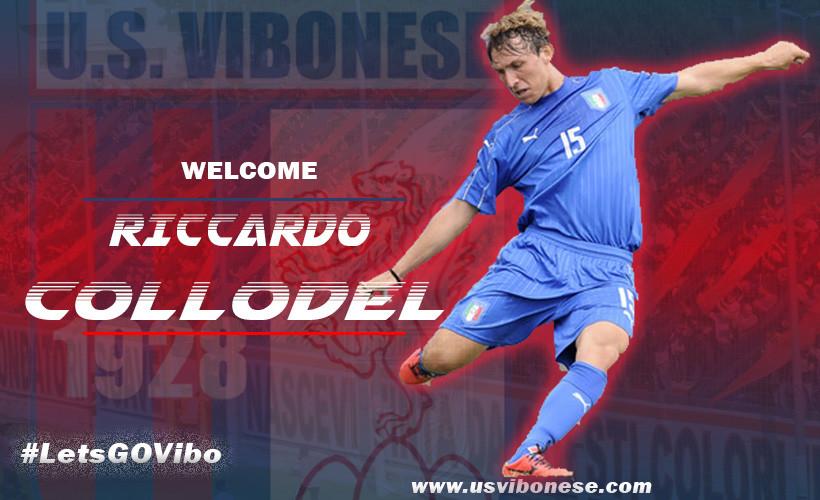 Dal Novara arriva Riccardo Collodel per il centrocampo immagine 8589 US Vibonese Calcio
