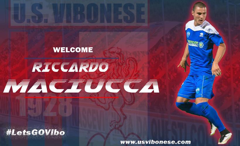 Riccardo Maciucca è della Vibonese immagine 8579 US Vibonese Calcio