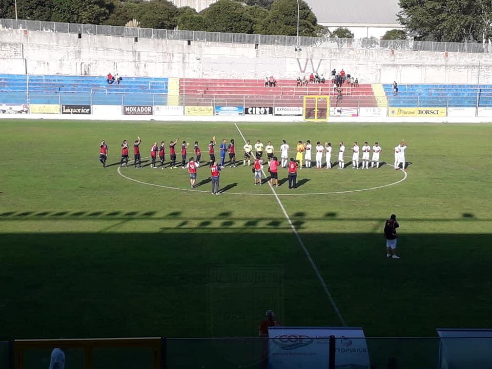Vibonese - Cosenza 0-0 immagine 8574 US Vibonese Calcio