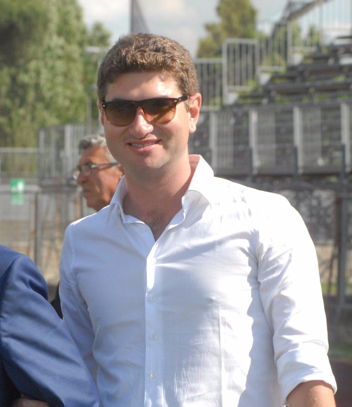Simone Lo Schiavo al corso di direttore sportivo a Coverciano immagine 8675 US Vibonese Calcio