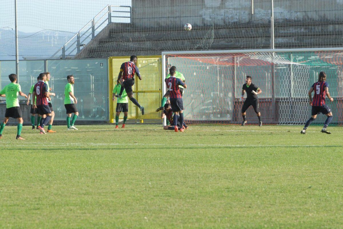 La Vibonese vince 3-1 l'amichevole di Lamezia immagine 8679 US Vibonese Calcio