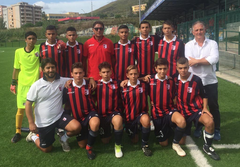 L'Under 15 pareggia a Catanzaro immagine 8684 US Vibonese Calcio